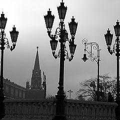 "photo ""Moscow etude"""