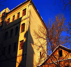 "photo ""Silent streets of old Moscow."""