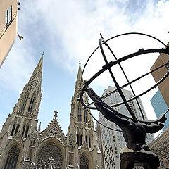 """фото """"St. Patrick`s & Atlas"""""""