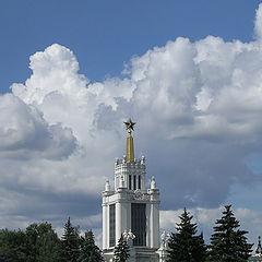 """фото """"Величие Москвы"""""""