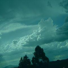 "photo ""Blue Sky"""