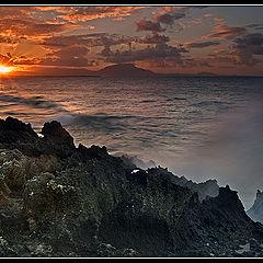 "photo ""Farewell to the Sun"""