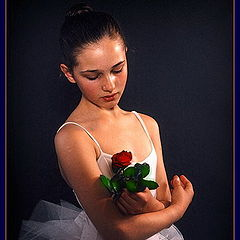 "фото ""flower balerina"""