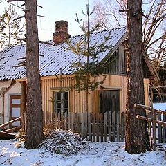 """photo """"My old childrens house"""""""