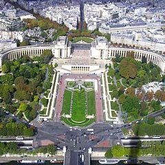 """фото """"Париж, как много в этом слове..."""""""