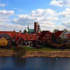 "фото ""A village"""