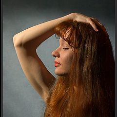 """фото """"Поток волос  запрятал утро...Откройтесь – океаны г"""""""