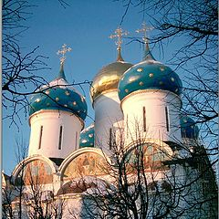 """photo """"Cathedral Uspenia Presvatoy of the Virgin"""""""