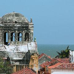 "фото ""Sunny Day in Cartagena!"""