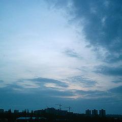 """фото """"Начало восхода"""""""