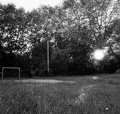 """photo """"Empty goal"""""""