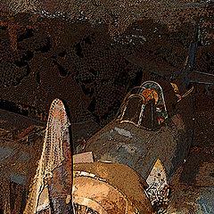 """фото """"Lost Plane WW II"""""""