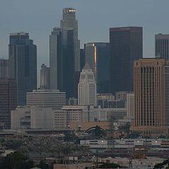 "photo ""Los Angeles Morning !"""