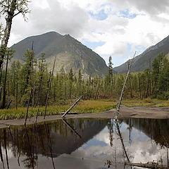 """фото """"Lake & Mountains"""""""