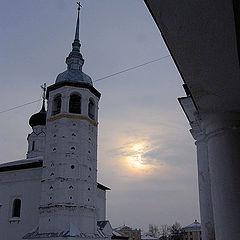 "photo ""Suzdal. Near Gostiny Dvor"""