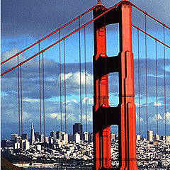 """фото """"San Francisco, CA"""""""