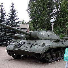 """фото """"Лучший танк 2-й мировой"""""""