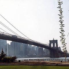 "photo ""Brooklyn Bridge"""