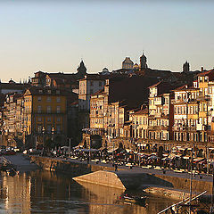 "photo ""Cais da Ribeira(Oporto City)"""