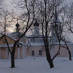 """photo """"Suzdal. 2 churches"""""""