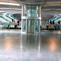 """фото """"Gare do Oriente - Lisboa"""""""