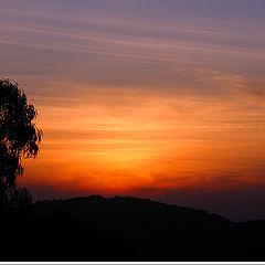 """photo """"Sunset #3"""""""