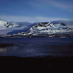 "photo ""Spitsbergen etude"""