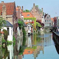 "фотоальбом ""Spring in Brugge"""