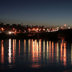 "фото ""Night water"""