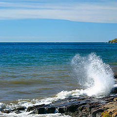 "photo ""Lake Superior"""