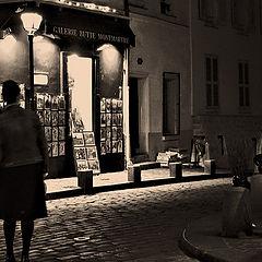 """фото """"Paris - Montmartre"""""""
