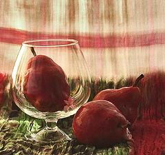 """фото """"Три красные груши"""""""