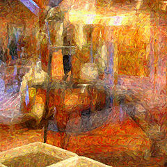 """фото """"Reflections in a Coffee House"""""""