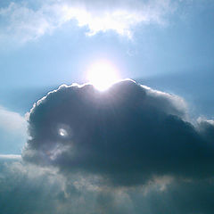 """фото """"На границе солнца и дождя..."""""""