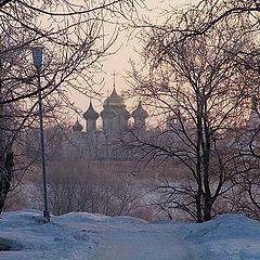 "photo ""Suzdal. Beyond trees"""