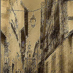 """photo """"Sketch from Alsace"""""""
