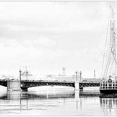 """фото """"#По черневшей воде корабли по Неве...#"""""""