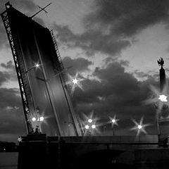 """фото """"Троицкий мост"""""""