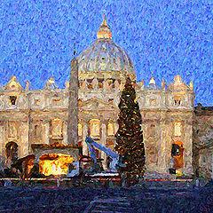 """фото """"St Peter`s Basilica"""""""