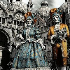 "фото ""Venice carnival 2005"""