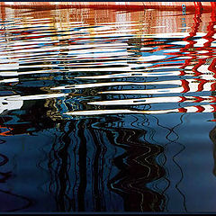 """фото """"Painting in the water... #1"""""""