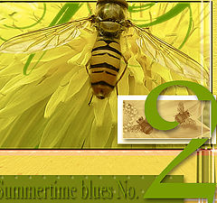 "photo ""Summertime blues No. 2"""