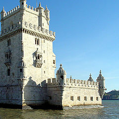 "фото ""Tower of Belem, Lisbon"""