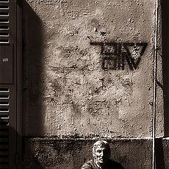 """фото """"~ WallStreet : B&W edition ~"""""""
