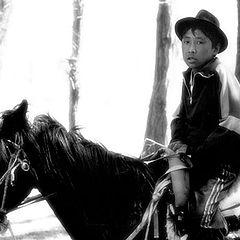 "photo ""cowboy, он же чабан"""