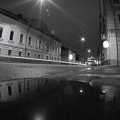 "photo ""Night. Street. Lamp"""