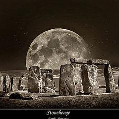"""фото """"Stonehenge"""""""