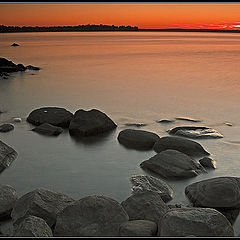"фото ""Сентябрь на озере"""