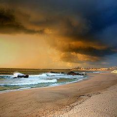 "photo ""Stormy weather"""