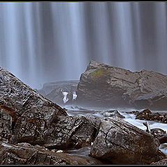 "photo ""Falling Water"""